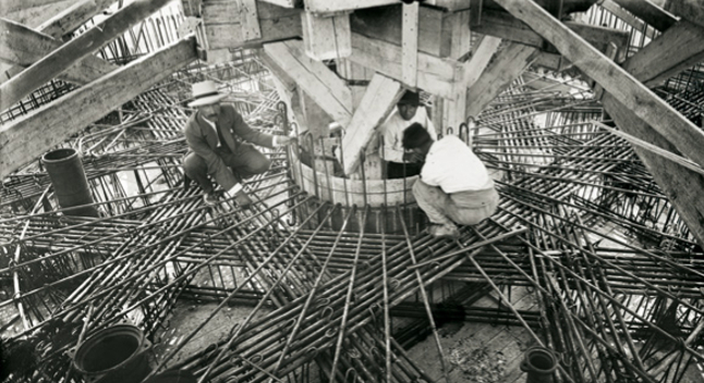 La Torre de l'Aigua disposa d'un nou opuscle i d'un nou plafó que n'expliquen la història