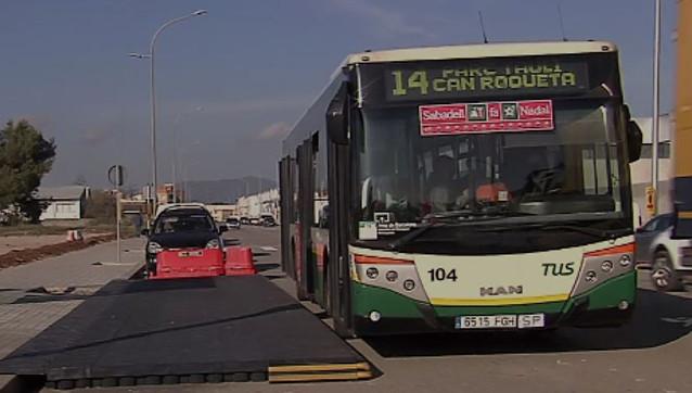 Les obres d'urbanització de la zona empresarial de Can Roqueta afectaran el trànsit durant els cinc propers dies