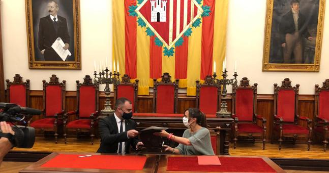 Sabadell i Terrassa creen una comissió bilateral per abordar interessos comuns a ambdós municipis
