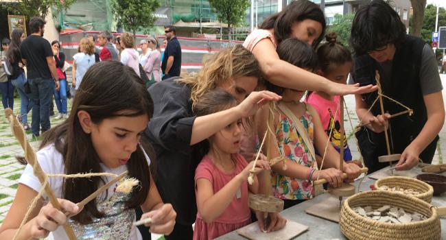 Més de 4.500 persones participen en les activitats del Dia Internacional dels Museus a Sabadell