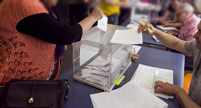 Sorteig públic per designar els 2.034 membres de mesa per a les Eleccions Generals del 28 d'abril