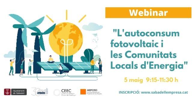 Sabadell fomenta entre les empreses l'ús d'energies renovables amb accions de sensibilització