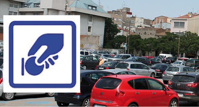 Del 5 al 17 d'agost no es pagarà a la zona blava de Sabadell