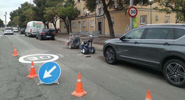 Gran part de carrers de Sabadell passaran a tenir una velocitat màxima de 30 km/h a partir de l'11 de maig