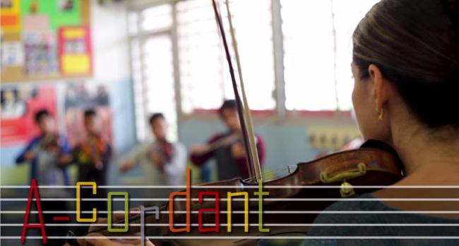L'A-cordant tanca el curs amb una actuació de l'alumnat participant i l'Orquestra Simfònica del Vallès a La Faràndula