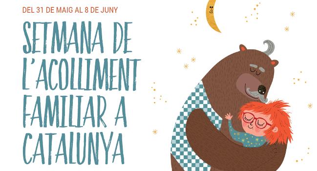 Sabadell participa en la celebració de la Setmana de l'Acolliment Familiar a Catalunya
