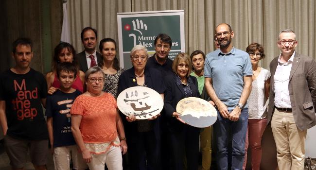 Maria de la Pau Trayner i la Fundació AGI, premis del Memorial Àlex Seglers 2018