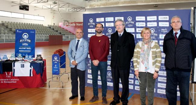 El pavelló del Nord de Sabadell acollirà l'ALLSTAR 2018 de la Copa Catalunya