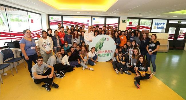 Joves de Sabadell participen a Getxo a la segona Cimera Juvenil Antirumor