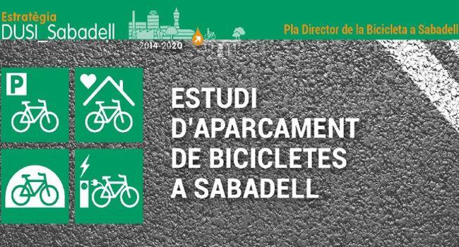 Sabadell tindrà aparcaments segurs per a bicicletes