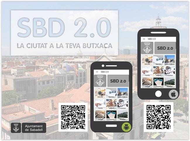 Sabadell 2.0, la porta d'entrada virtual a la ciutat