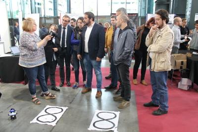 Sabadell acull la primera fira comarcal sobre la Formació Professional