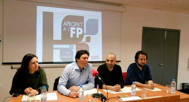 La Fira Apropa't a l'FP celebra la tercera edició consolidada com a esdeveniment de referència en l'orientació formativa i professional