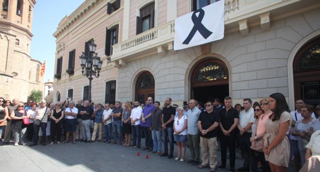 Convocatòria de 5 minuts de silenci en record de les víctimes dels atemptats de Barcelona i Cambrils