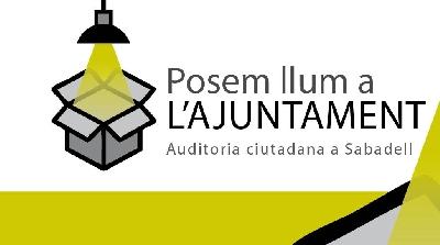 Prop d'un miler de persones participen en la primera fase del procés participatiu Posem Llum a l'Ajuntament