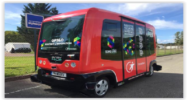 Sabadell tindrà en proves un vehicle autònom de transport públic
