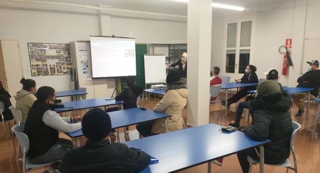 Comencen les sessions d'acollida que l'Ajuntament organitza per a les persones nouvingudes