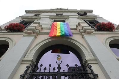 Sabadell commemora del Dia Internacional de l'Orgull LGBTI