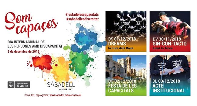 Salt endavant del programa Som Capaços, més transversal, més obert a la ciutat i amb activitats artístiques de prestigi