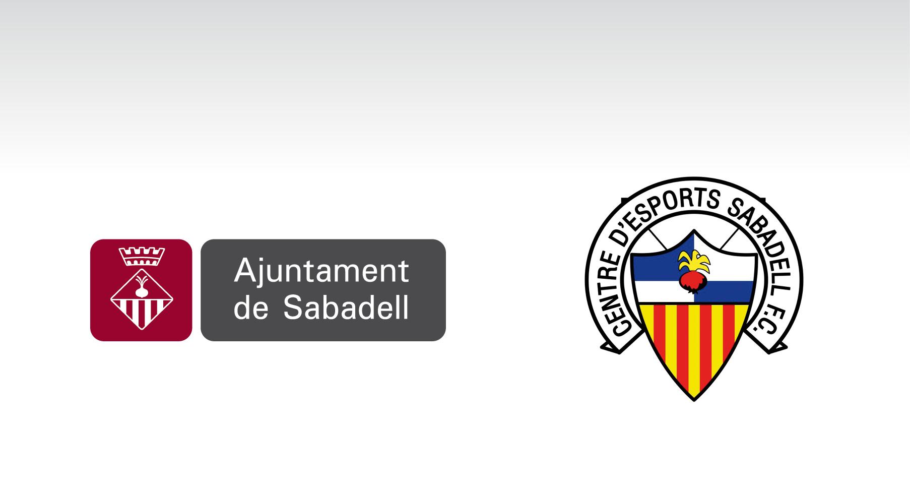 Després de l'ascens d'ahir del Centre d'Esports Sabadell FC a Segona Divisió A, l'Ajuntament de Sabadell i el Centre d'Esports Sabadell fan el següent comunicat conjunt