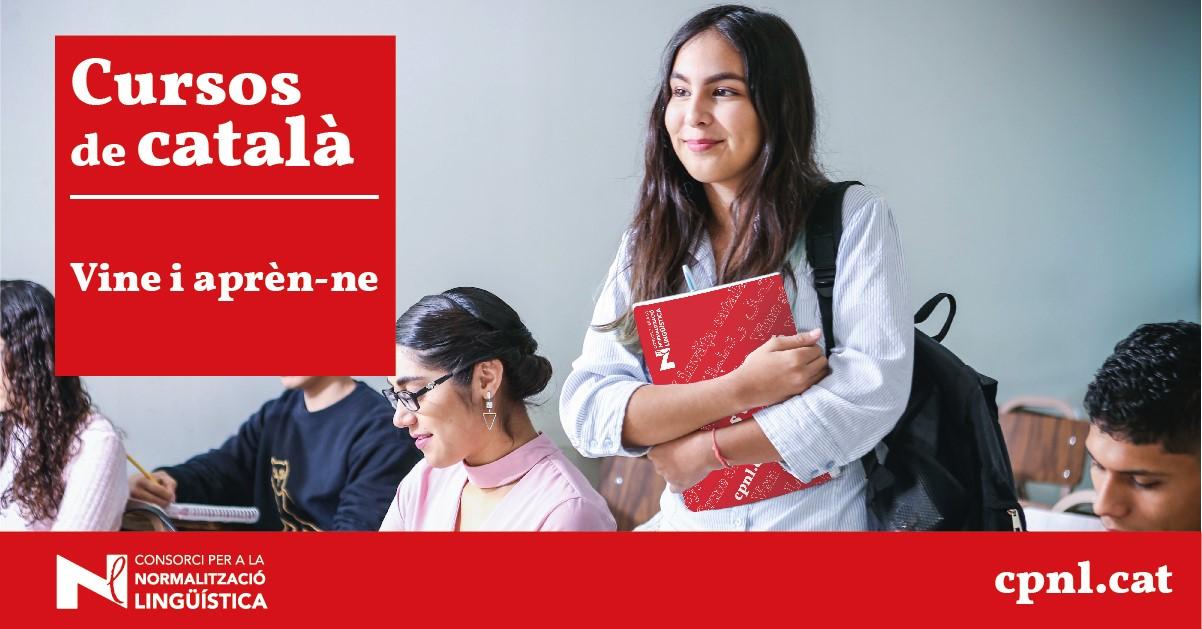 Les inscripcions als cursos de català del Centre de Normalització Lingüística s'obren amb preus reduïts i noves modalitats