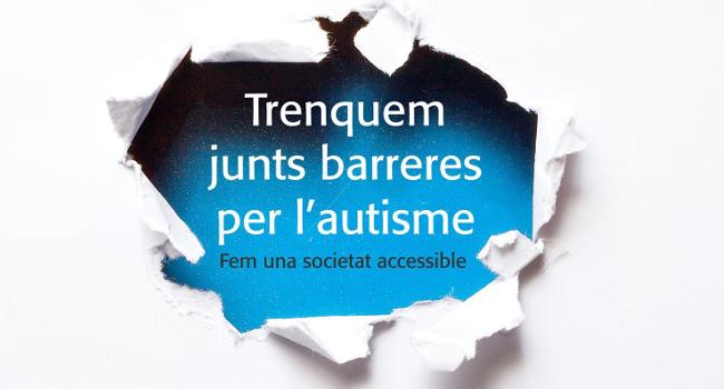 Adhesió municipal al Manifest del Dia Internacional de l'Autisme