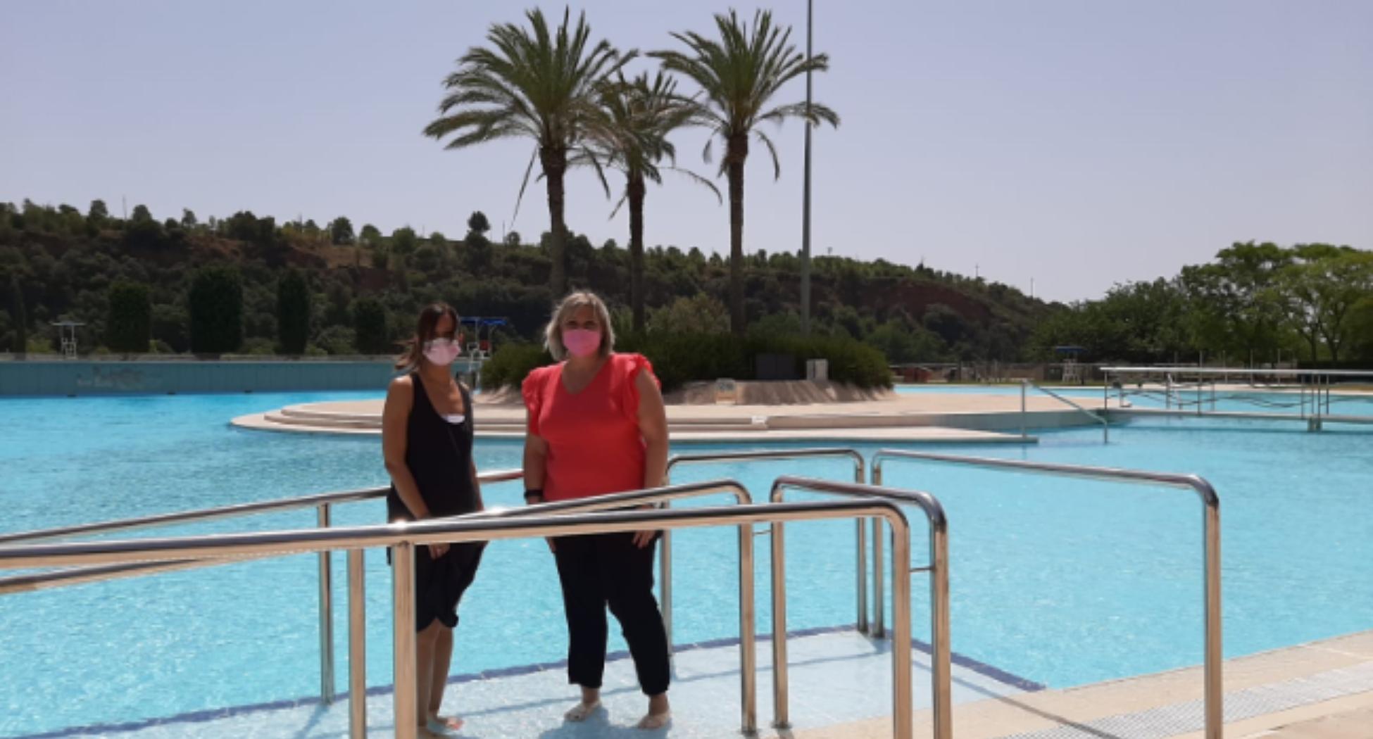 La Bassa i les piscines municipals estan a punt per rebre una nova temporada d'estiu