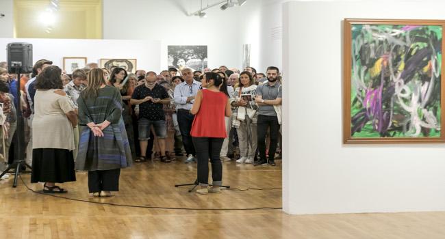 El Museu d'Art inaugura una exposició sobre l'industrial, pintor i col·leccionista sabadellenc Llorenç Balsach i Grau