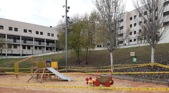 L'Ajuntament renova l'espai públic del carrer del Corredor, al barri del Poblenou