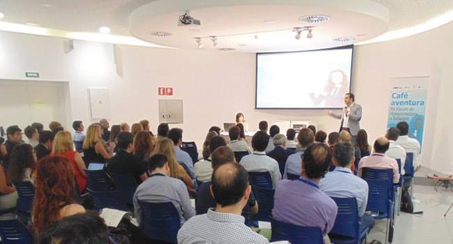 El fòrum Cafè Aventura proposa una ponència oberta sobre protecció de propietat intel·lectual i industrial