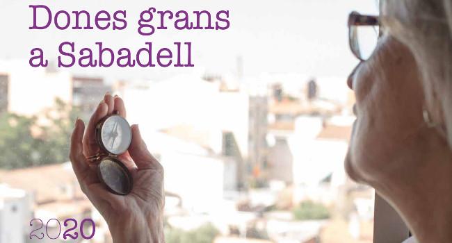 """El calendari institucional 2020 """"Dones grans a Sabadell"""" proposa un canvi en la manera de mirar aquest col·lectiu"""