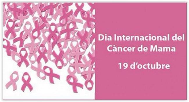 La llaçada rosa lluirà el proper dijous a l'Ajuntament amb motiu del Dia Mundial del Càncer de mama