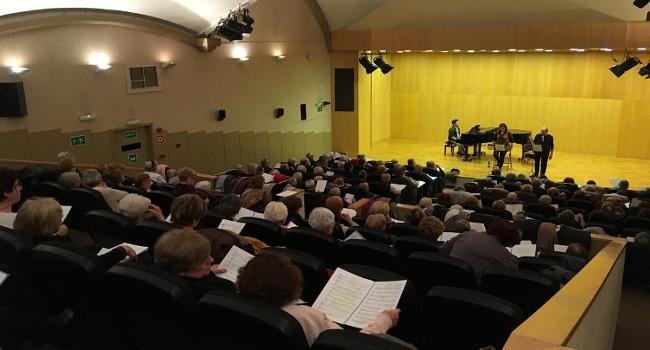 Un total de 150 cantaires portaran la Llegenda del Comte Arnau en la primera edició del Canta Gran a Sabadell