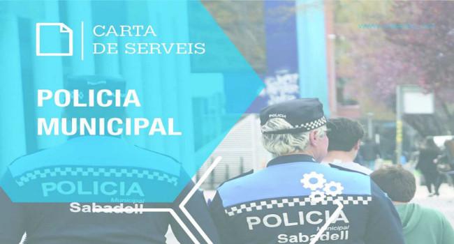 La Carta de Serveis de la Policia municipal, un pas més en l'aposta per un servei de proximitat amb la ciutadania