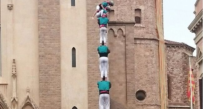 Resultats de la Jornada Castellera de Festa Major