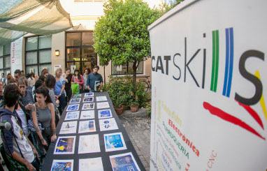 L'Escola Illa organitza, per a tot Catalunya, el primer campionat CatSkills d'Il·lustració
