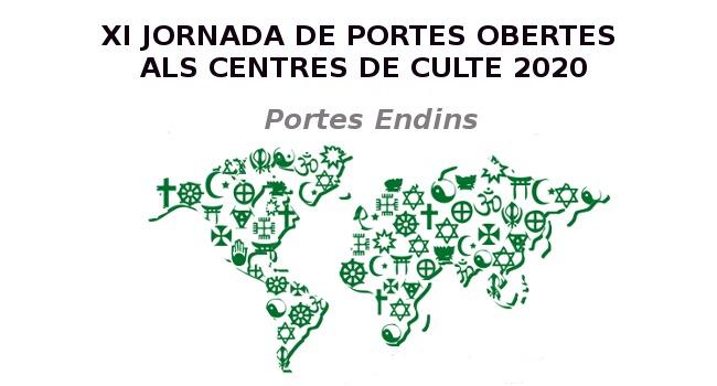 La tradicional Jornada de Portes Obertes als Centres de Culte de la ciutat, enguany en format virtual