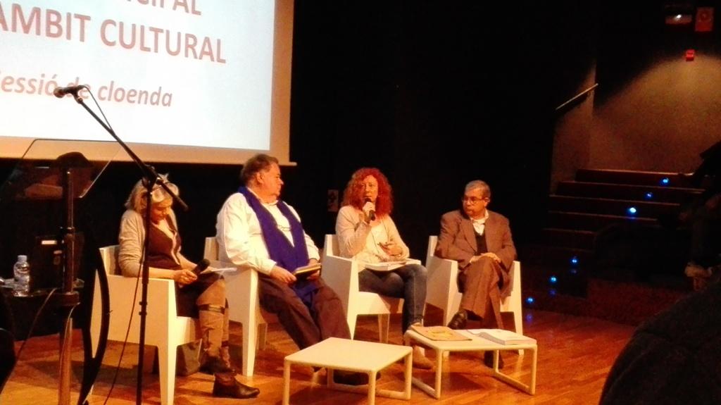 Sabadell participa en la cloenda dels Cercles de Comparació Intermunicipal