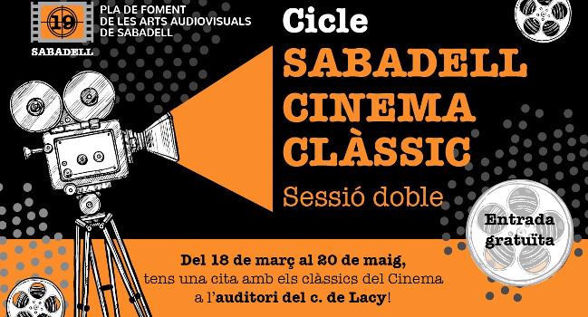 L'Ajuntament programa un cicle de cinema clàssic