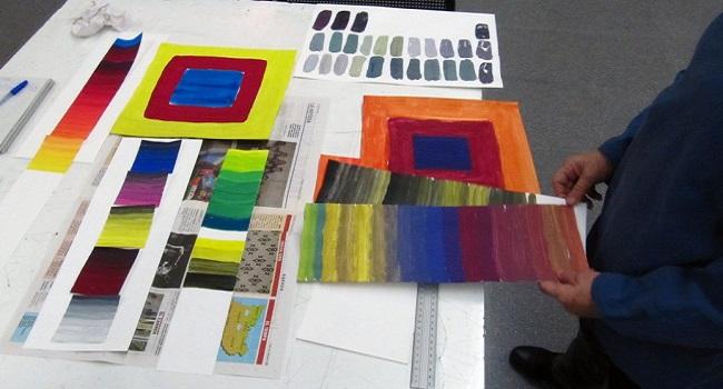 L'Escola Illa presenta l'oferta formativa de tallers d'art en una jornada de portes obertes