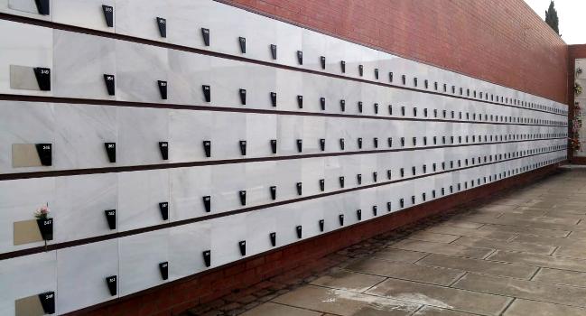 El Cementiri municipal ja disposa de 600 nous columbaris per a cendres
