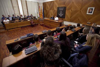 L'Institut Pau Vila participa amb centres d'altres cinc països en un projecte europeu sobre la incorporació dels joves al món del treball
