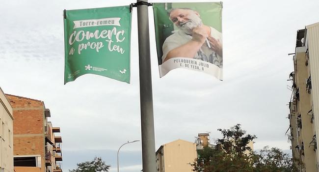 Iniciativa comercial a Torre-romeu per promoure que el veïnat compri al barri