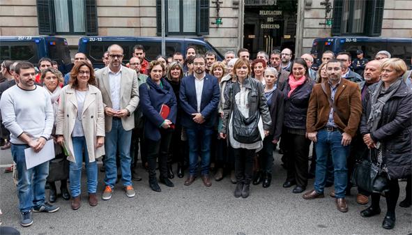 El municipalisme català es mostra ferm i convençut en l'aplicació de les mesures pertinents per garantir els drets a l'habitatge i a una vida digna