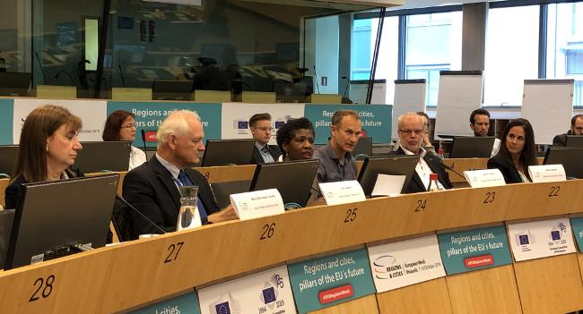Es presenta a Brussel·les l'experiència local del projecte Simbiosi industrial per a la revalorització de residus sobrants entre empreses