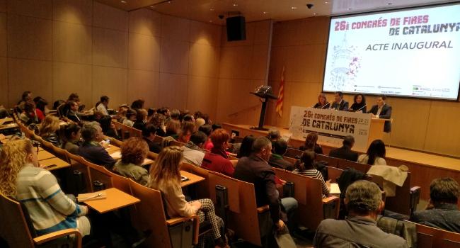 Sabadell acull el 26è Congrés de Fires de Catalunya, el 20 i 21 de novembre