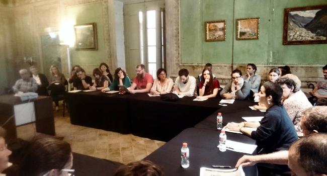 Trobada amb les entitats per encarar una nova edició del procés participatiu Construint Ciutat