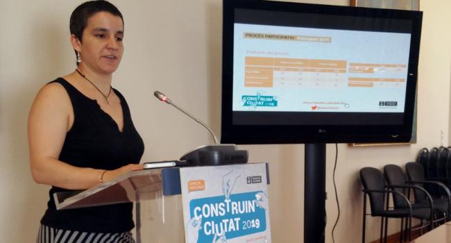 En marxa la tercera edició del procés participatiu Construint Ciutat, que incorpora algunes novetats