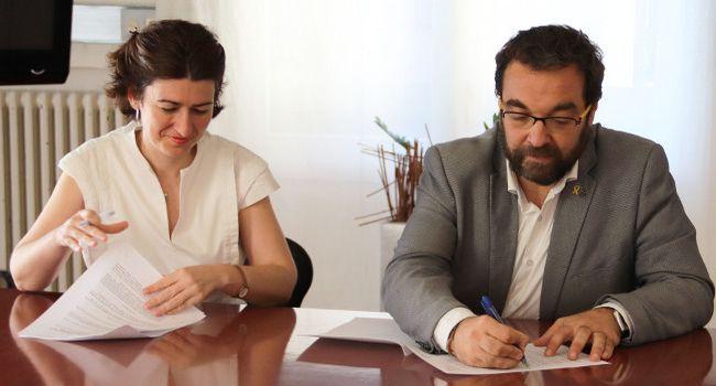 El Col·legi d'Arquitectes de Catalunya assessorarà l'Ajuntament en concursos per remodelar diferents espais