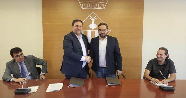 L'ajuntament reforça la col·laboració amb l'Agència Tributària de Catalunya per a la recaptació dels deutes tributaris
